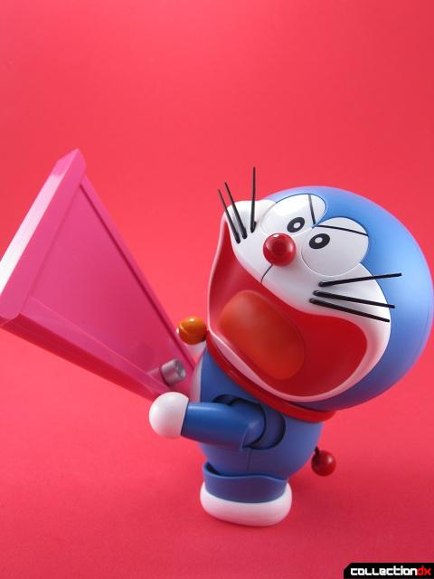 I hope Doraemon will not angry to me everytime I grab Anywhere Door from his pocket. :P [Source: a href collectiondx.com]