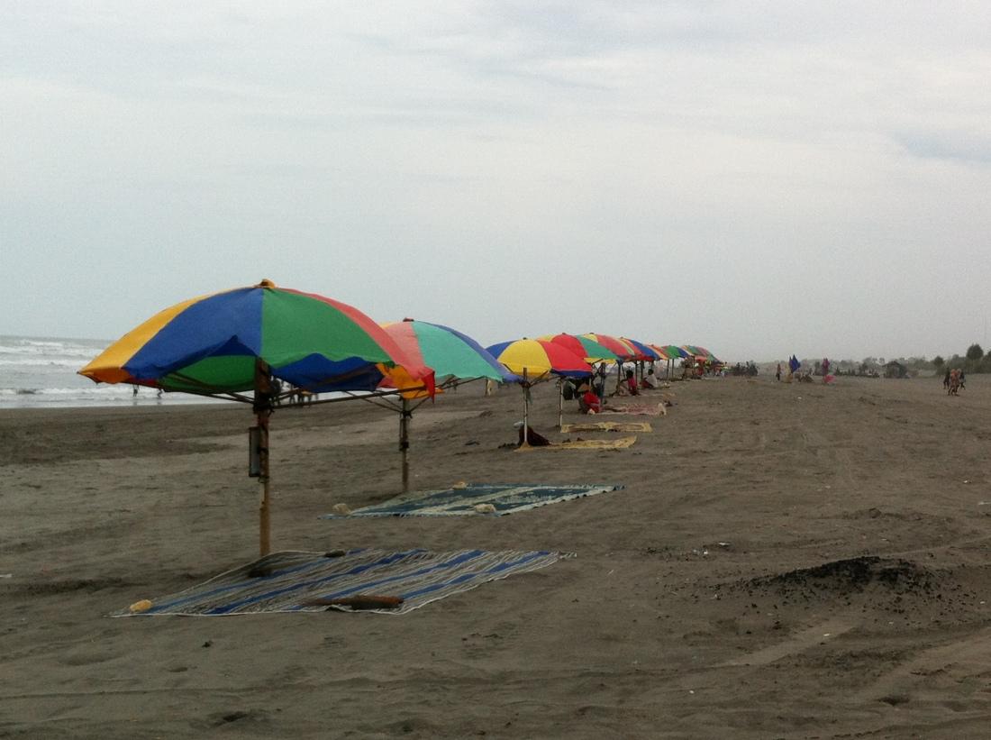 Pantai Parangritis, November 2013