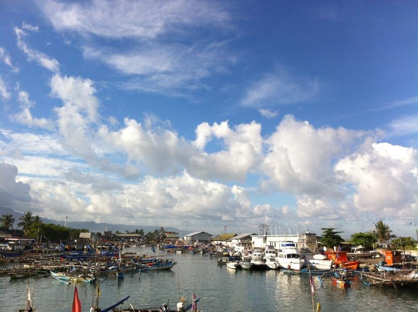 Tempat Pelelangan Ikan Pelabuhanratu