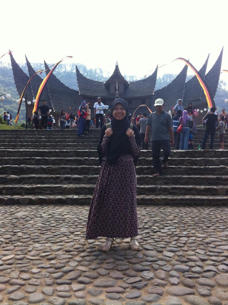 Hi From Istana Pagaruyuang