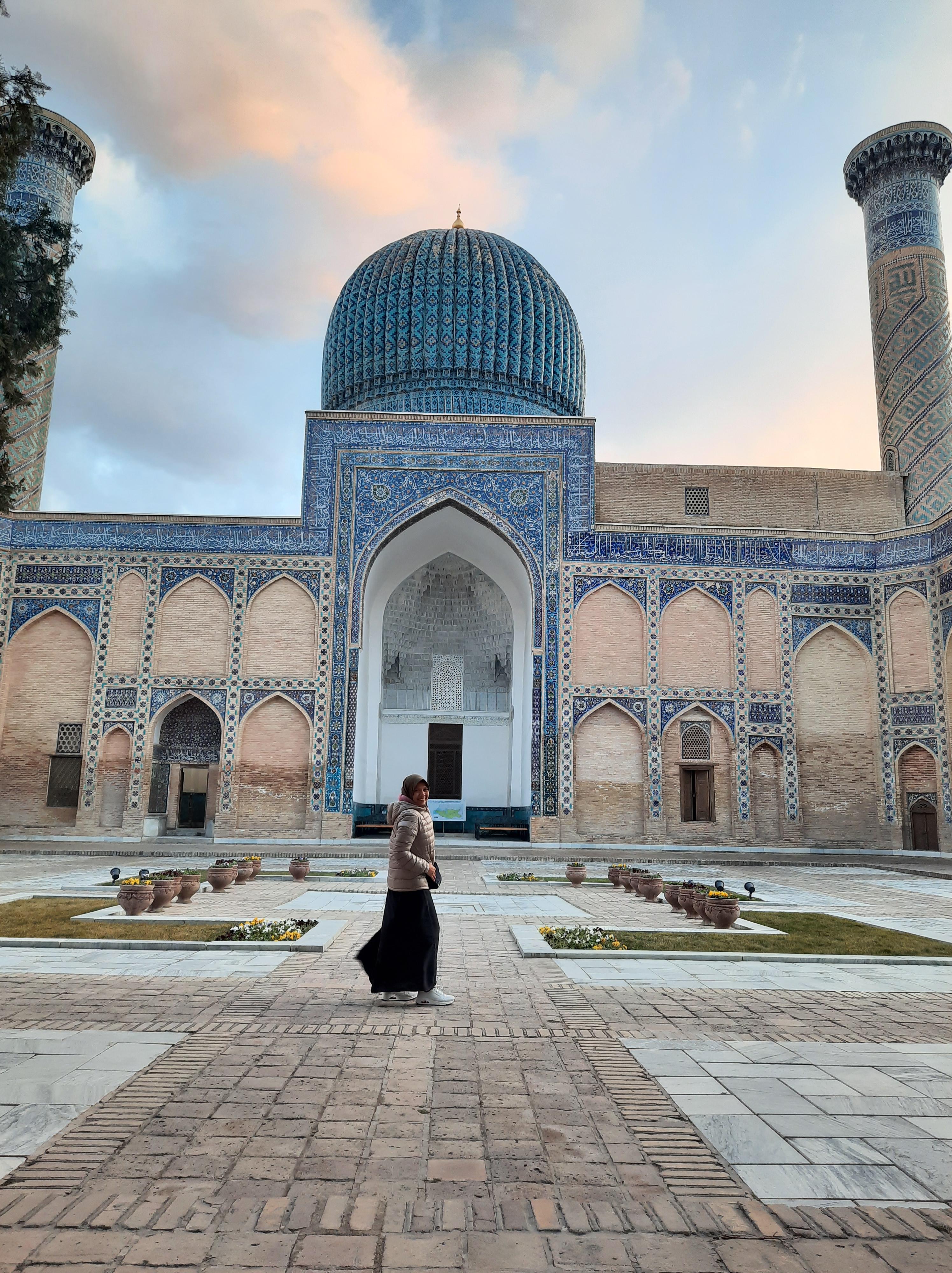 Samarkhan, Uzbekistan